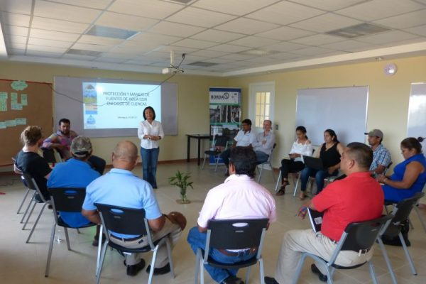 BORDA Workshop in Managua (2)